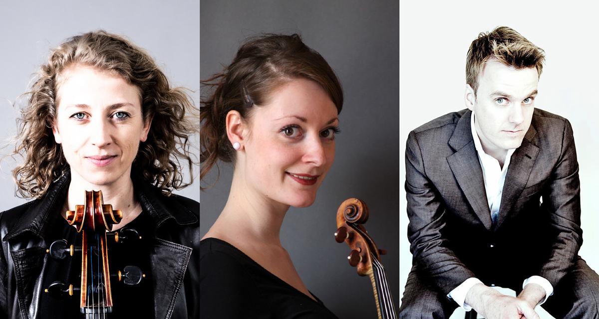 Mirte de Kok, viool, Lilli Maijala, altviool, Claire Bleumer, cello, Olivier Thiery, contrabas, Martijn Willers, piano